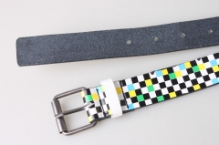 Kids Chess Print Belt