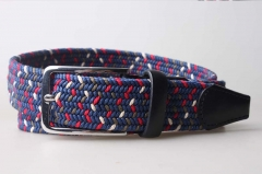 Red Checker Elastic Belt